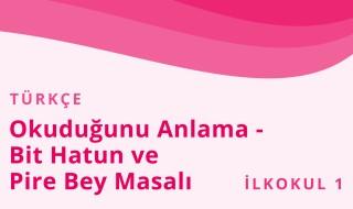1. Sınıf Türkçe 14.Bölüm