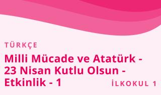 1. Sınıf Türkçe 16.Bölüm