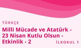 1. Sınıf Türkçe 17.Bölüm