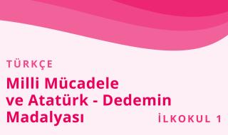 1. Sınıf Türkçe 21.Bölüm