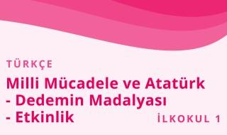 1. Sınıf Türkçe 22.Bölüm
