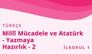 1. Sınıf Türkçe 25.Bölüm