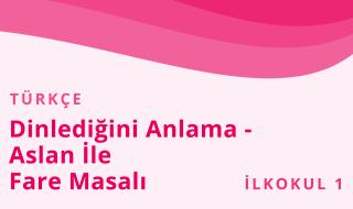 1. Sınıf Türkçe 28.Bölüm