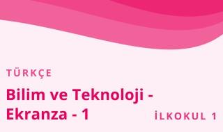1. Sınıf Türkçe 29.Bölüm