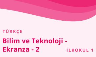 1. Sınıf Türkçe 30.Bölüm