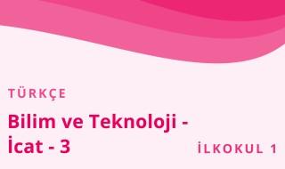 1. Sınıf Türkçe 38.Bölüm