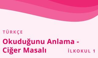 1. Sınıf Türkçe 43.Bölüm