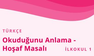 1. Sınıf Türkçe 46.Bölüm