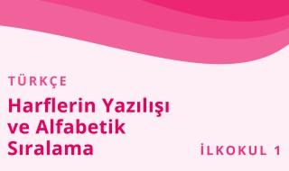 1. Sınıf Türkçe 49.Bölüm