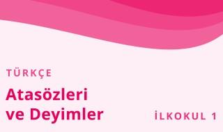 1. Sınıf Türkçe 62.Bölüm