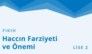 10. Sınıf Anadolu İmam Hatip 2.Bölüm