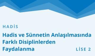 10. Sınıf Anadolu İmam Hatip 34.Bölüm