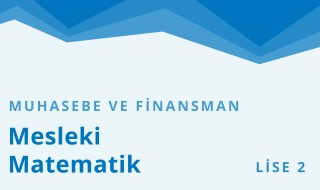10. Sınıf Muhasebe ve Finansman 4.Bölüm