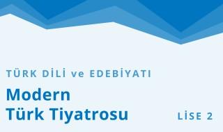 10. Sınıf Türk Dili ve Edebiyatı 11.Bölüm
