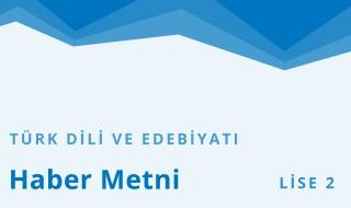 10. Sınıf Türk Dili ve Edebiyatı 17.Bölüm
