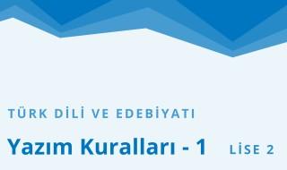 10. Sınıf Türk Dili ve Edebiyatı 24.Bölüm