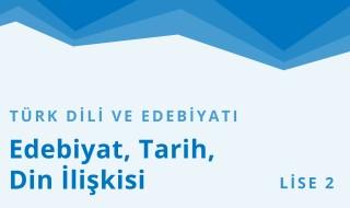 10. Sınıf Türk Dili ve Edebiyatı 26.Bölüm