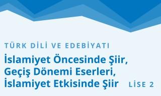 10. Sınıf Türk Dili ve Edebiyatı 28.Bölüm