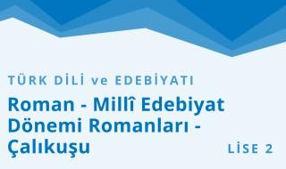 10. Sınıf Türk Dili ve Edebiyatı 3.Bölüm