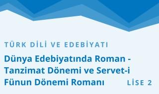 10. Sınıf Türk Dili ve Edebiyatı 30.Bölüm