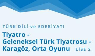 10. Sınıf Türk Dili ve Edebiyatı 8.Bölüm