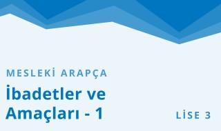 11. Sınıf Anadolu İmam Hatip 11.Bölüm