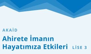 11. Sınıf Anadolu İmam Hatip 12.Bölüm