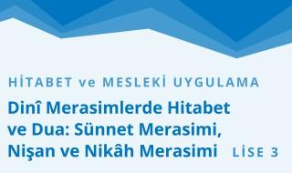 11. Sınıf Anadolu İmam Hatip 18.Bölüm