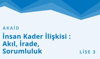 11. Sınıf Anadolu İmam Hatip 23.Bölüm