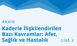 11. Sınıf Anadolu İmam Hatip 31.Bölüm