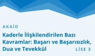 11. Sınıf Anadolu İmam Hatip 35.Bölüm