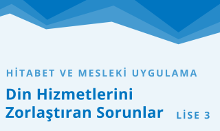 11. Sınıf Anadolu İmam Hatip 37.Bölüm