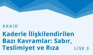 11. Sınıf Anadolu İmam Hatip 39.Bölüm