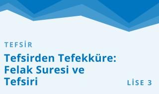 11. Sınıf Anadolu İmam Hatip 40.Bölüm