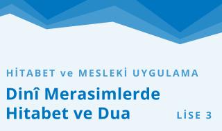 11. Sınıf Anadolu İmam Hatip 6.Bölüm
