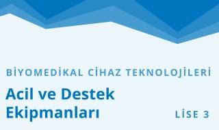 11. Sınıf Biyomedikal Cihaz Teknolojileri 2.Bölüm