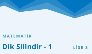 11. Sınıf Matematik 13.Bölüm