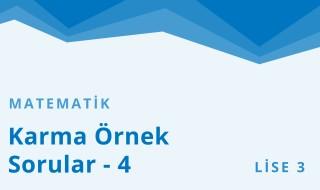 11. Sınıf Matematik 24.Bölüm
