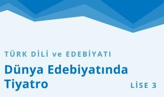 11. Sınıf Türk Dili ve Edebiyatı 11.Bölüm