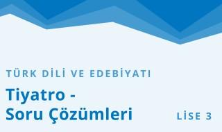11. Sınıf Türk Dili ve Edebiyatı 12.Bölüm