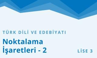 11. Sınıf Türk Dili ve Edebiyatı 25.Bölüm
