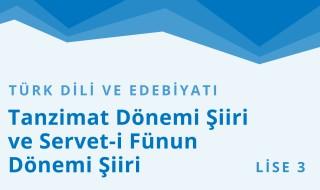11. Sınıf Türk Dili ve Edebiyatı 27.Bölüm