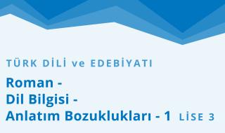 11. Sınıf Türk Dili ve Edebiyatı 3.Bölüm