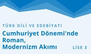 11. Sınıf Türk Dili ve Edebiyatı 30.Bölüm