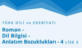 11. Sınıf Türk Dili ve Edebiyatı 6.Bölüm