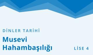 12. Sınıf Anadolu İmam Hatip 17.Bölüm