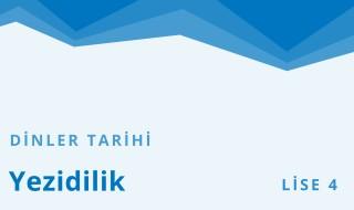 12. Sınıf Anadolu İmam Hatip 20.Bölüm