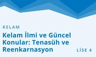 12. Sınıf Anadolu İmam Hatip 34.Bölüm