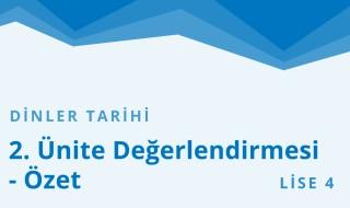 12. Sınıf Anadolu İmam Hatip 40.Bölüm