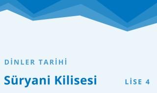 12. Sınıf Anadolu İmam Hatip 8.Bölüm